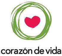 CORAZÓN DE VIDA