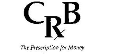 CRXB THE PRESCRIPTION FOR MONEY