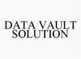 DATA VAULT SOLUTION
