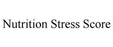 NUTRITION STRESS SCORE