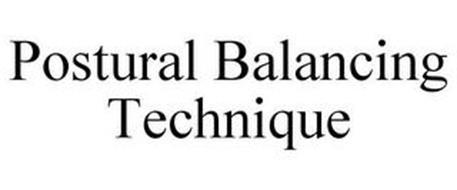POSTURAL BALANCING TECHNIQUE