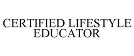 CERTIFIED LIFESTYLE EDUCATOR