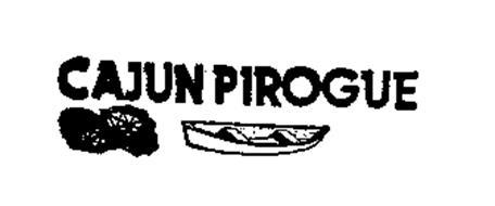 CAJUN PIROGUE