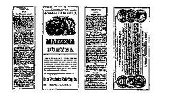 MAIZENA DURYEA CORN PRODUCTS REFINING CO