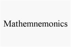 MATHEMNEMONICS