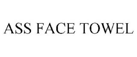 Ass Face Towel 47