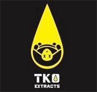 TKO EXTRACTS X X