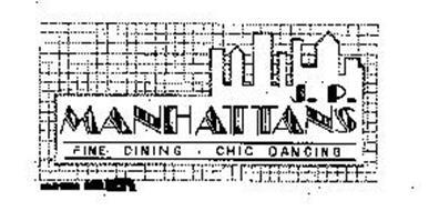 J.P. MANHATTANS FINE DINING - CHIC DANCING