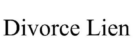 DIVORCE LIEN