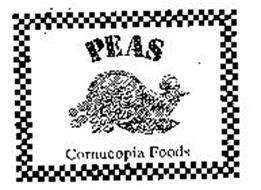PEAS CORNUCOPIA FOODS