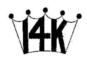 14K IN CROWN DESIGN