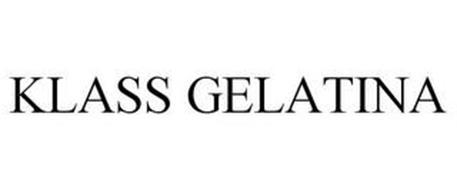 KLASS GELATINA