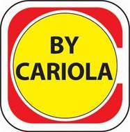 C BY CARIOLA