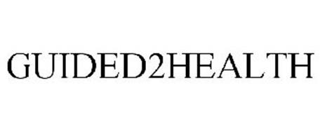 GUIDED2HEALTH