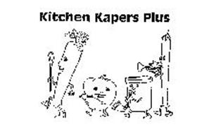 KITCHEN KAPERS PLUS Trademark of Corporation for Social