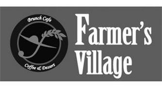BRUNCH CAFE COFFEE & DESSERT FARMER'S VILLAGE