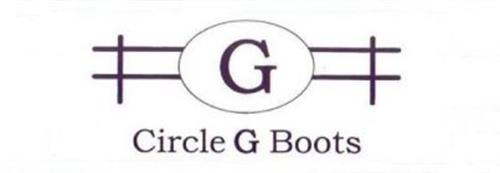 CIRCLE G BOOTS G