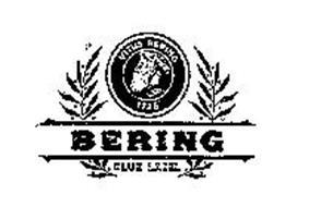 BERING VITUS BERING 1728 BLUE LABEL