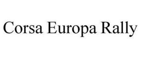CORSA EUROPA RALLY
