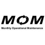 MOM MONTHLY OPERATIONAL MAINTENANCE