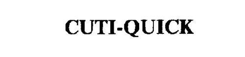 CUTI-QUICK