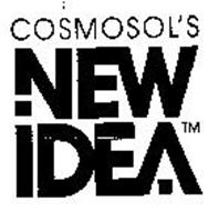 COSMOSOL'S NEW IDEA