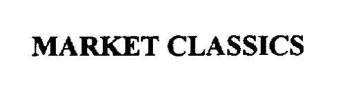 MARKET CLASSICS