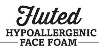 FLUTED HYPOALLERGENIC FACE FOAM