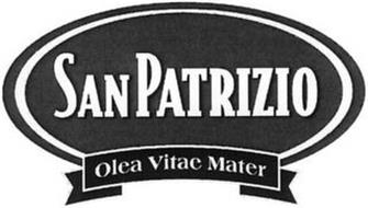 SAN PATRIZIO OLEA VITAE MATER