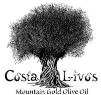 COSTA LIVOS MOUNTAIN GOLD OLIVE OIL
