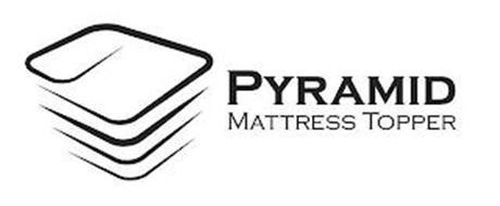 PYRAMID MATTRESS TOPPER