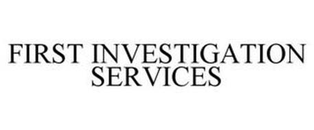 FIRST INVESTIGATION SERVICES