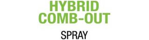 HYBRID COMB-OUT SPRAY