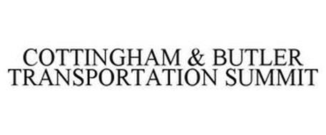 COTTINGHAM & BUTLER TRANSPORTATION SUMMIT