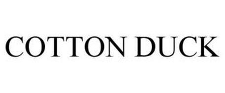 COTTON DUCK