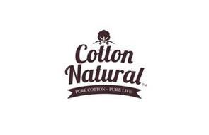 COTTON NATURAL PURE COTTON - PURE LIFE