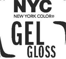 NYC NEW YORK COLOR GEL GLOSS