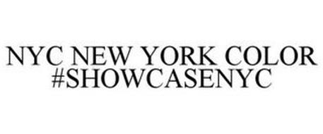 NYC NEW YORK COLOR #SHOWCASENYC