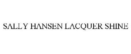 SALLY HANSEN LACQUER SHINE