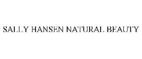 SALLY HANSEN NATURAL BEAUTY