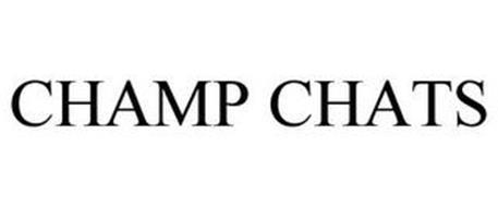 CHAMP CHATS