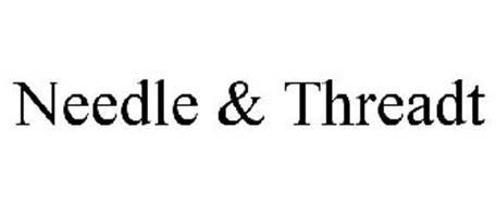 NEEDLE & THREADT