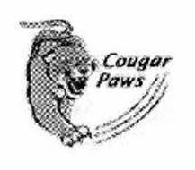 COUGAR PAWS