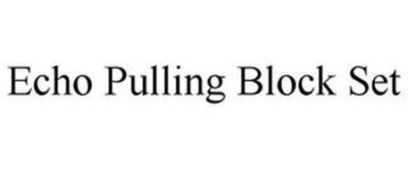 ECHO PULLING BLOCK SET