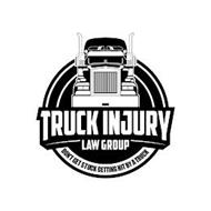 TRUCK INJURY LAW GROUP DON'T GET STUCK GETTING HIT BY A TRUCK