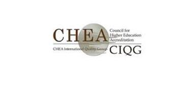 CHEA COUNCIL FOR HIGHER EDUCATION ACCREDITATION CHEA INTERNATIONAL QUALITY GROUP CIQG