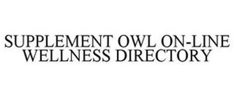 SUPPLEMENT OWL ON-LINE WELLNESS DIRECTORY