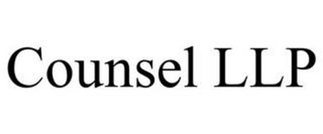 COUNSEL LLP