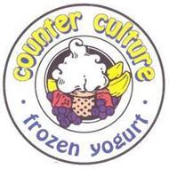 COUNTER CULTURE · FROZEN YOGURT ·