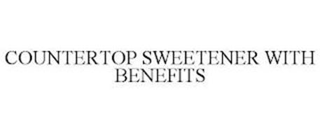COUNTERTOP SWEETENER WITH BENEFITS